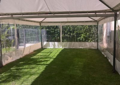 waterproof marquee for corporate event