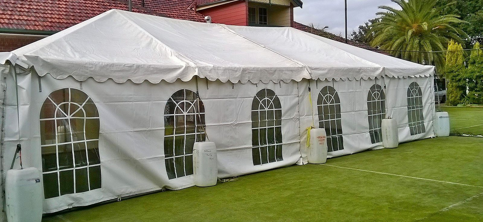 White Marquee Hire
