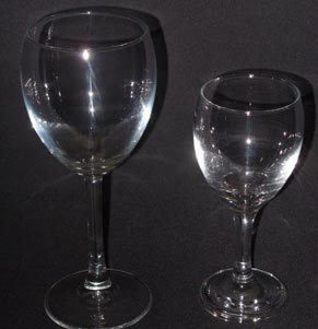 Wine Glassware hire