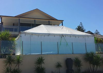 Adelaide's Lowest Price White Marquee Hire
