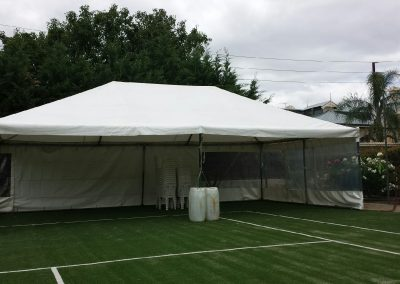 White Marquee Hire Adelaide Holland Party Hire